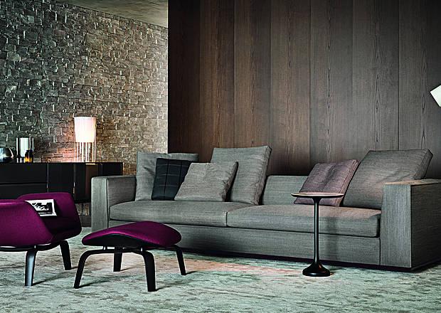 kollektion von minotti. Black Bedroom Furniture Sets. Home Design Ideas